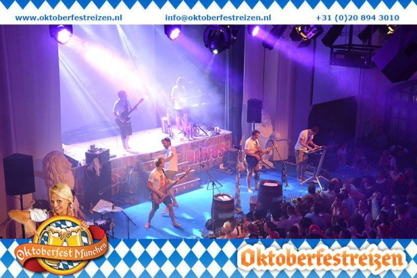 Ticket Oktoberfestavond