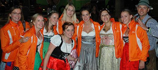 Team Oktoberfestreizen.nl 2015